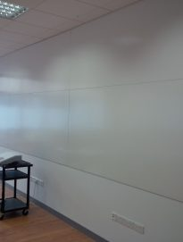 Customization frameless magnetic whiteboard